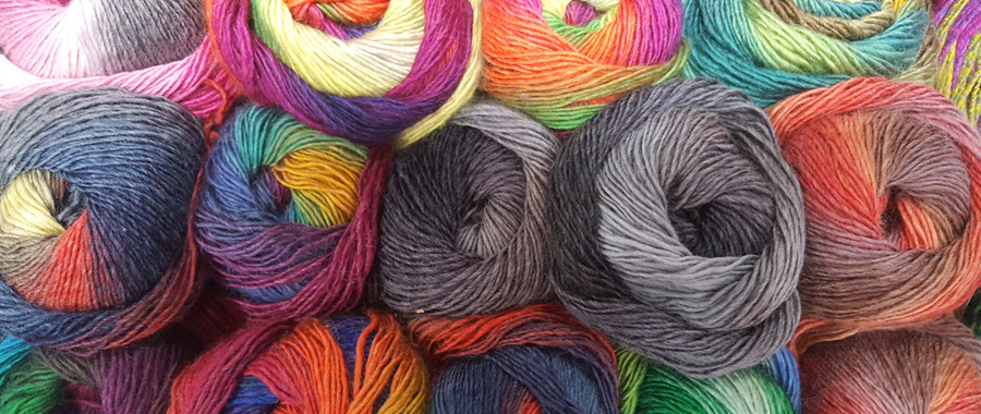 Colourful Yarns
