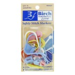 Safety stitch markers