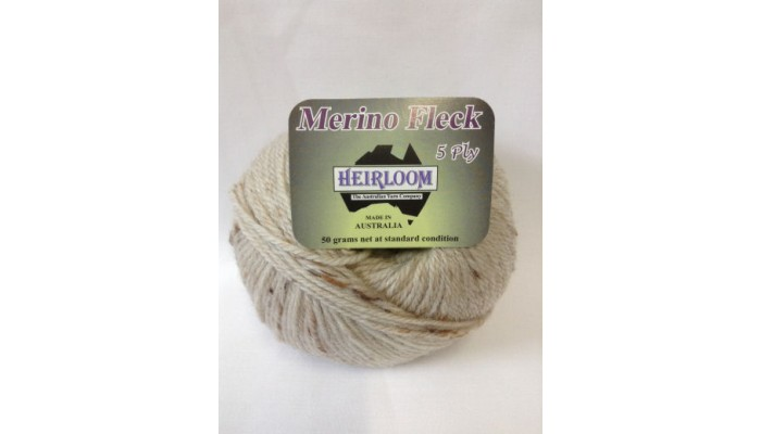 5 Ply Merino Magic Fleck