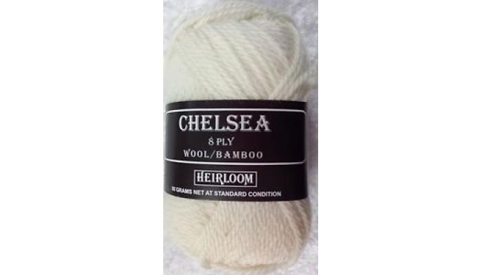 8 Ply Cotton and Bamboo - Chelsea