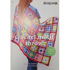 Crochet Motif Throw