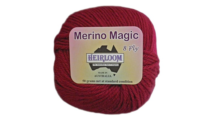 8 ply Merino Magic