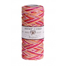 Hemp rope variegated #20