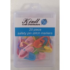 Kindt Safety Pin stitch Markers
