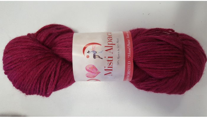 MIsty Alpaca Tonos worsted