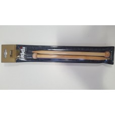 Addi bamboo needles 25cm - 8-12mm