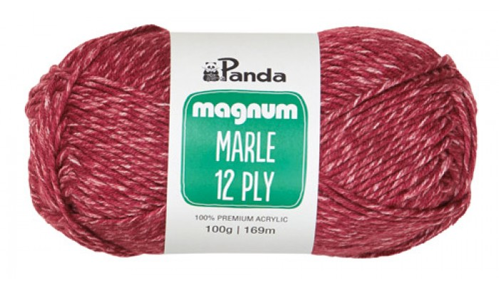 12 Ply Magnum Marle